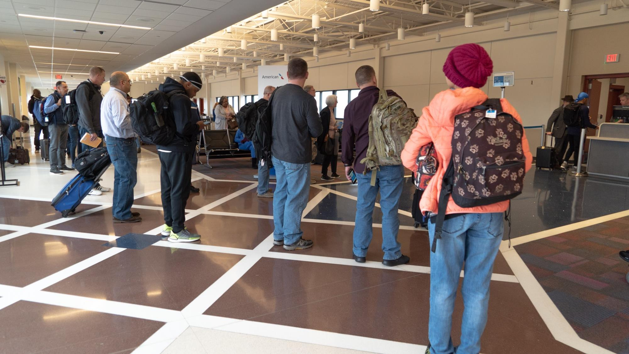 Fayetteville Airport Opens Concourse to Traveling Public